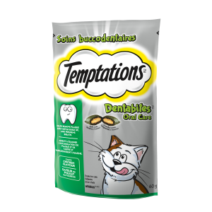 Temptations Temptations Dental Chicken Cat Treats 60g