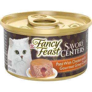 Fancy Feast  Savory Centers Chicken Pate 85g