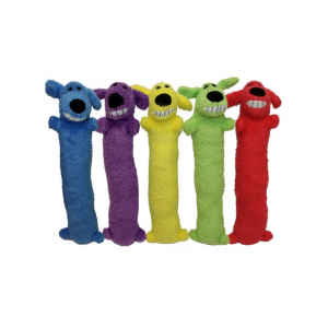MULTIPET  Loofa Dog - Assorted Colours