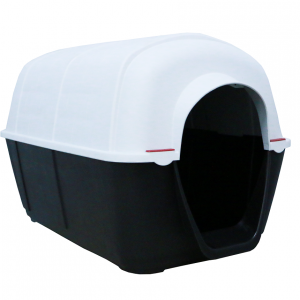 PRODUCT DEVELOPMENT PARTNERS L Pet Outdoor Plastic Kennel SMALL