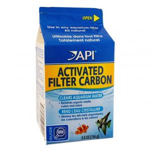 API  Activated Carbon 156g