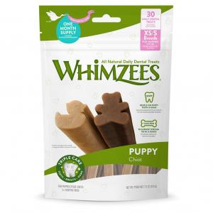 Whimzees Whimzees Puppy Dental Chews XS/Small 30pk