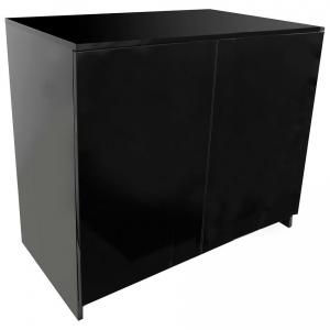 Reptile One  Cabinet 900 Black Gloss