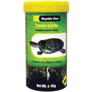 Reptile One  Turtle Sticks 45g