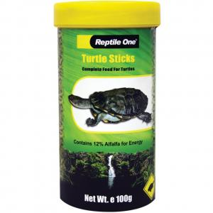 Reptile One  Turtle Sticks 220g 100g