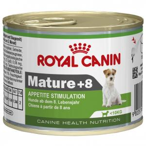 Royal Canin Royal Canin Mature Adult +8 Wet Dog Food 195g