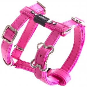 Rogz  Luna H-harness Pink X SMALL