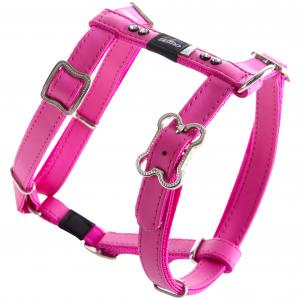 Rogz  Luna H-harness Pink MEDIUM