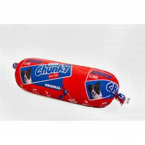 SUPERIOR CHUNKY Superior Chunky Original Dog Roll - 2.2kg