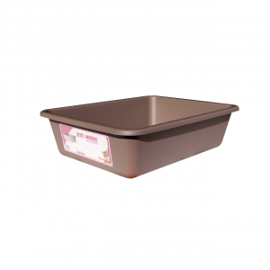 PETMODE Pet Mode Litter Tray Medium Chocolate