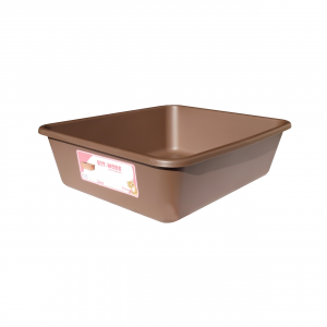 PETMODE Pet Mode Litter Tray Large Chocolate