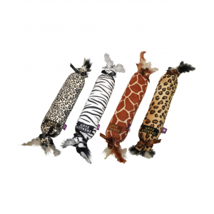 MULTIPET  Katz Kicker Safari Cat Toy