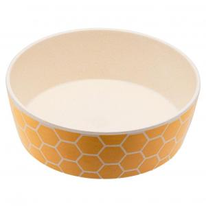 BECO  Bowl Save The Bees Yellow LARGE