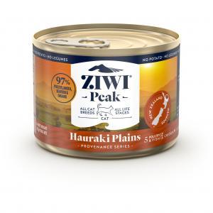 ZiwiPeak Ziwi Peak Provenance Hauraki Plains Wet Cat Food 170g
