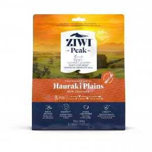 ZiwiPeak Ziwi Peak Provenance Air Dried Hauraki Plains Cat Food 340g