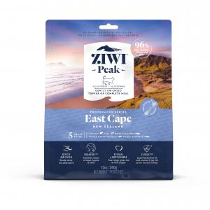 ZiwiPeak Ziwi Peak Provenance Air Dried East Cape Cat Food 340g