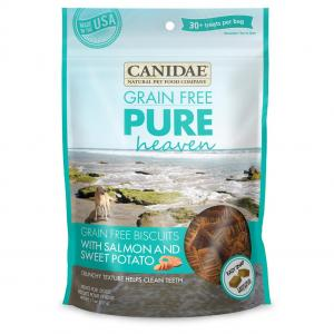 Canidae  Pure Heaven Grain Free  Biscuits Salmon & Sweet Potat 312g