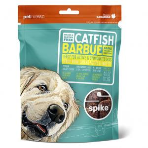 SPIKE  Grain Free Catfish Jerky For Dogs