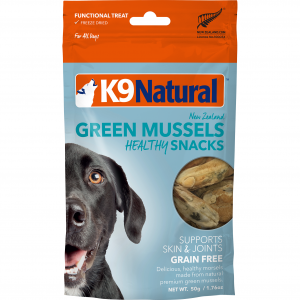 K9 Natural  Green Mussels Snacks