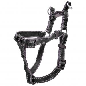 LEXI & ME  Nylon Adjustable Harness Black SMALL