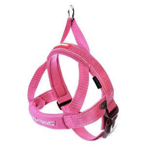 Ezydog  Quick Fit Harness Pink X SMALL