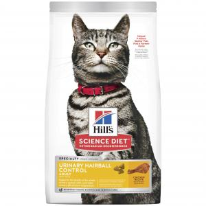 Hill's  Science Cat Urinary Hairball Control 1.58kg