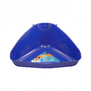 Brooklands  Small Animal Corner Litter Tray Small