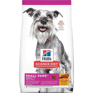 Hill's  Science Diet Adult 7+ Small Paws Senior Dry Dog Food 1.5kg