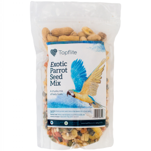 Topflite  Exotic Parrot Mix 500g