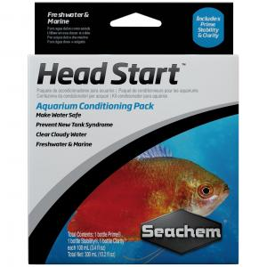 Seachem  Headstart Conditioning Pack