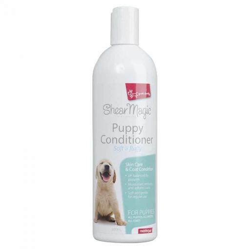 Yours Droolly Yours Droolly Shear Magic Puppy Conditioner 500ml thumbnail