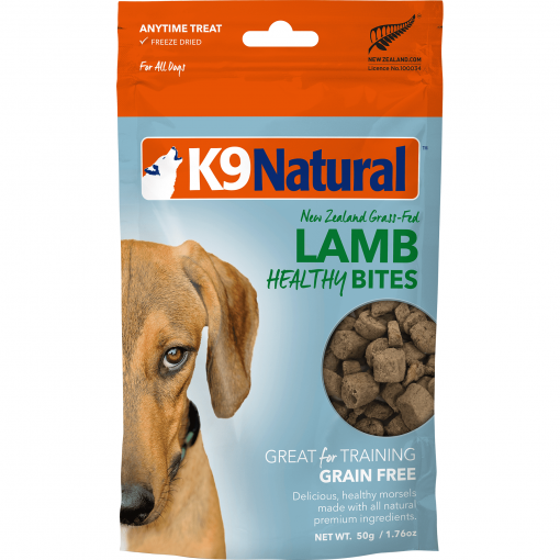 K9 Natural K9 Natural Lamb Treats thumbnail