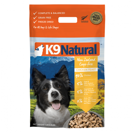 K9 Natural K9 Natural Chicken Feast Freeze Dried thumbnail