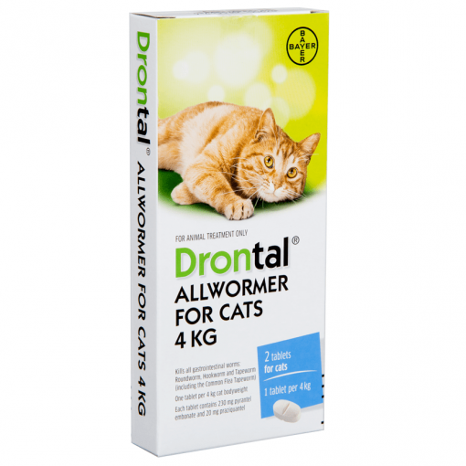 Drontal Drontal Cat All Wormer 4kg thumbnail