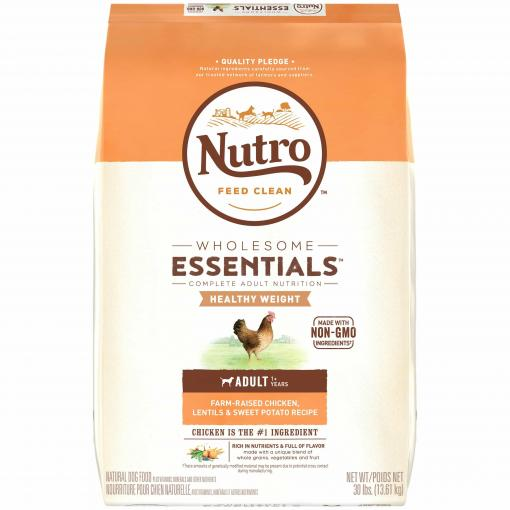 Nutro Nutro Wholesome Essentials Healthy Weight Adult Farm Raised thumbnail