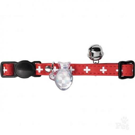 HUNTER Hunter Collar Swiss Red/Black thumbnail