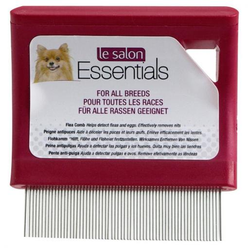 Le Salon Le Salon Essentials Dog Flea Comb thumbnail