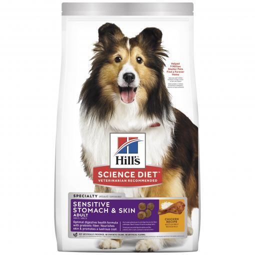 Hill's Hill's Science Diet Adult Sensitive Stomach & Skin Dry Dog Food thumbnail