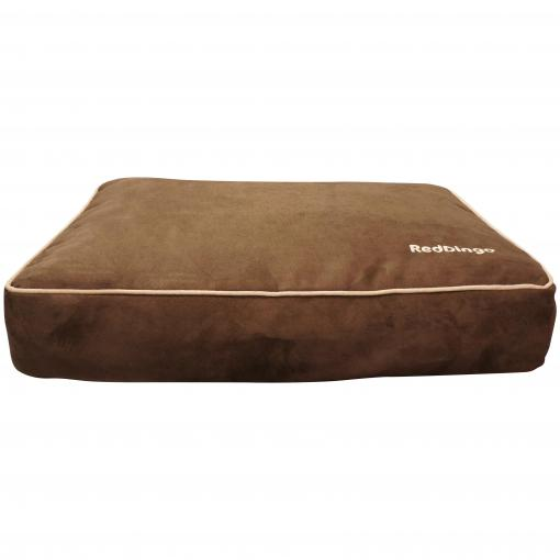 Red Dingo Red Dingo Mattress Bed Chocolate thumbnail