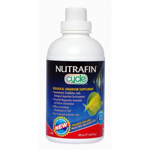 Nutrafin Nutrafin Cycle Biological Aqua rium Supplement thumbnail