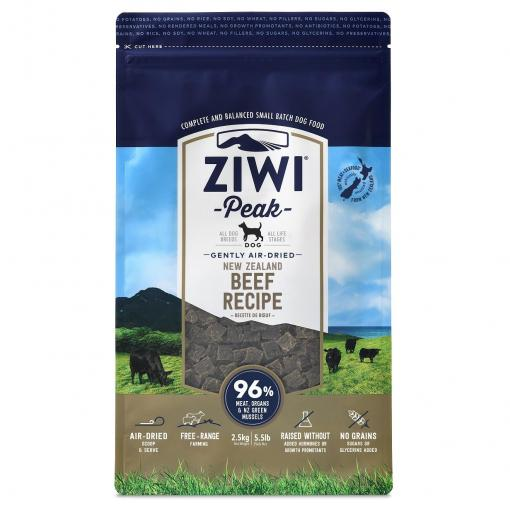 ZiwiPeak Ziwi Peak Air Dried Beef Dog Food thumbnail