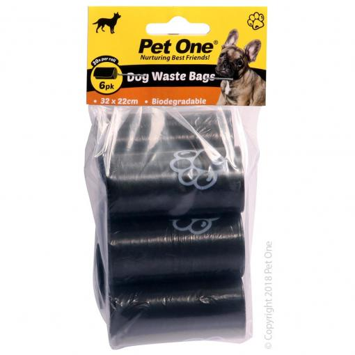 Pet One Pet One Waste Bags thumbnail