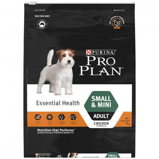 Pro Plan Pro Plan Small & Mini Adult Dry Dog Food 7kg thumbnail
