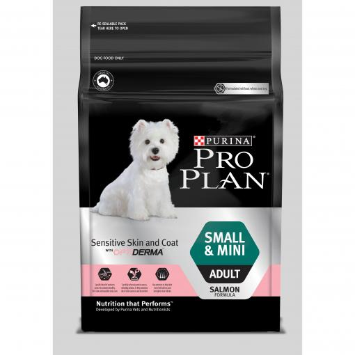Pro Plan Pro Plan Dog Small Breed Salmon Sensitive Skin & Coat thumbnail