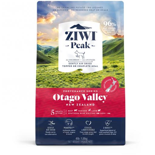 ZiwiPeak Ziwi Peak Provenance Air Dried Otago Valley Dog Food thumbnail