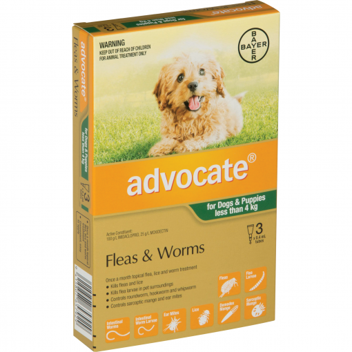 Advocate Advocate Small Dog (0-4kg) thumbnail
