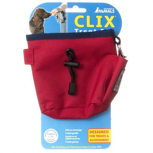 CLIX Clix Treat Bag Red thumbnail