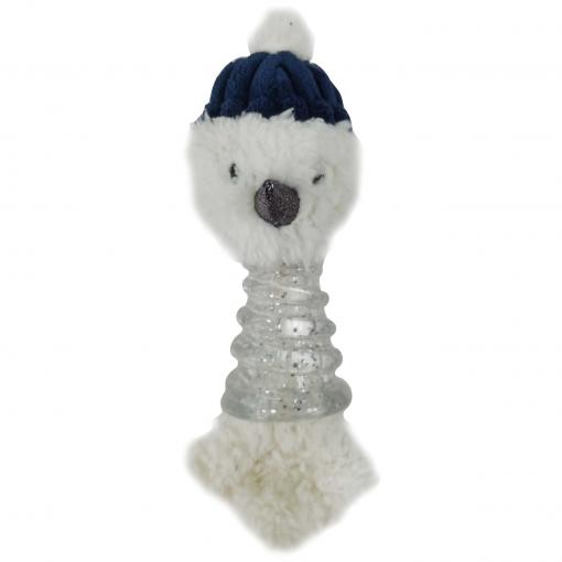 Bark-a-boo Bark A Boo Frozen in Time Mongoose Snowman thumbnail