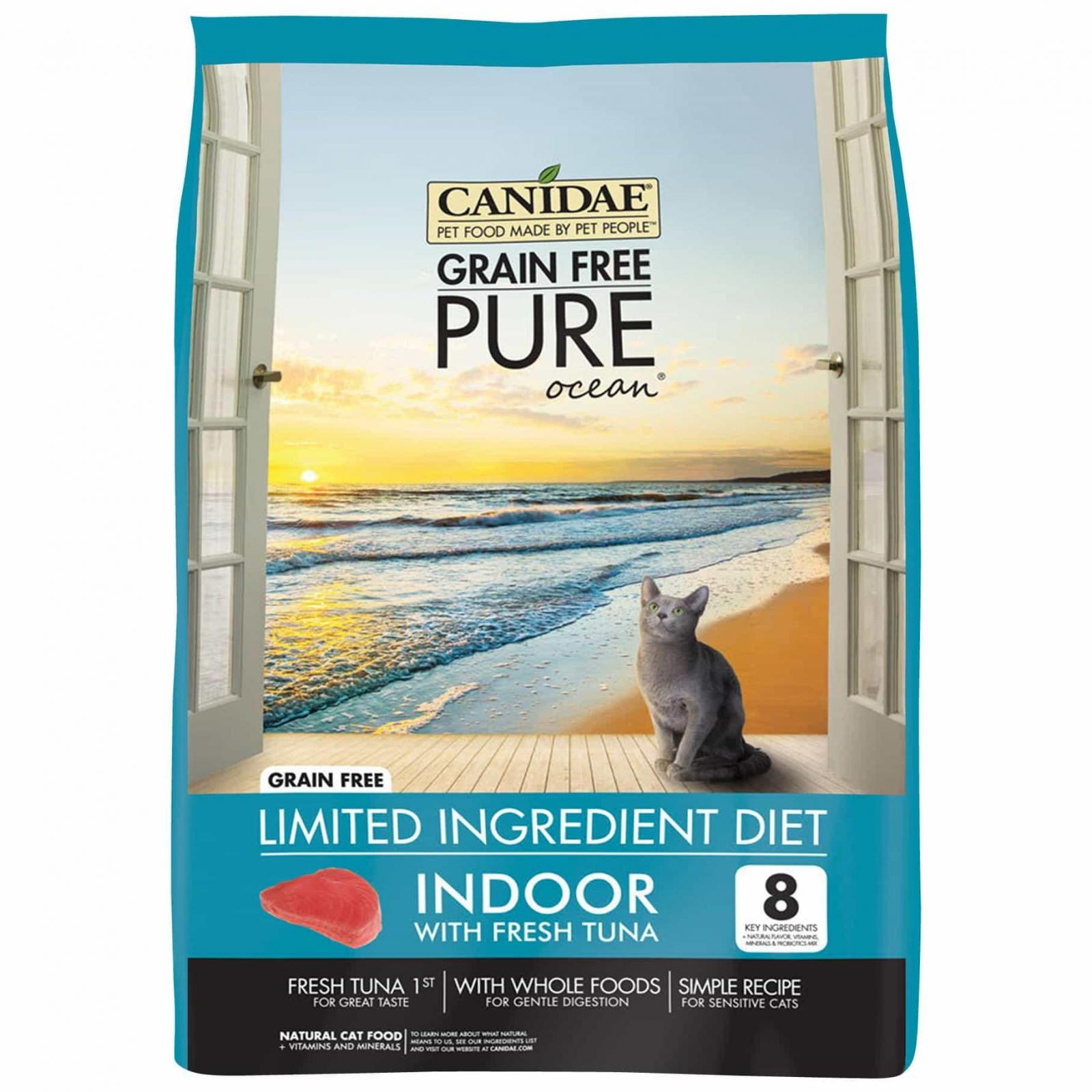 Canidae Canidae PURE Ocean Grain Free Tuna Indoor Dry Cat Food