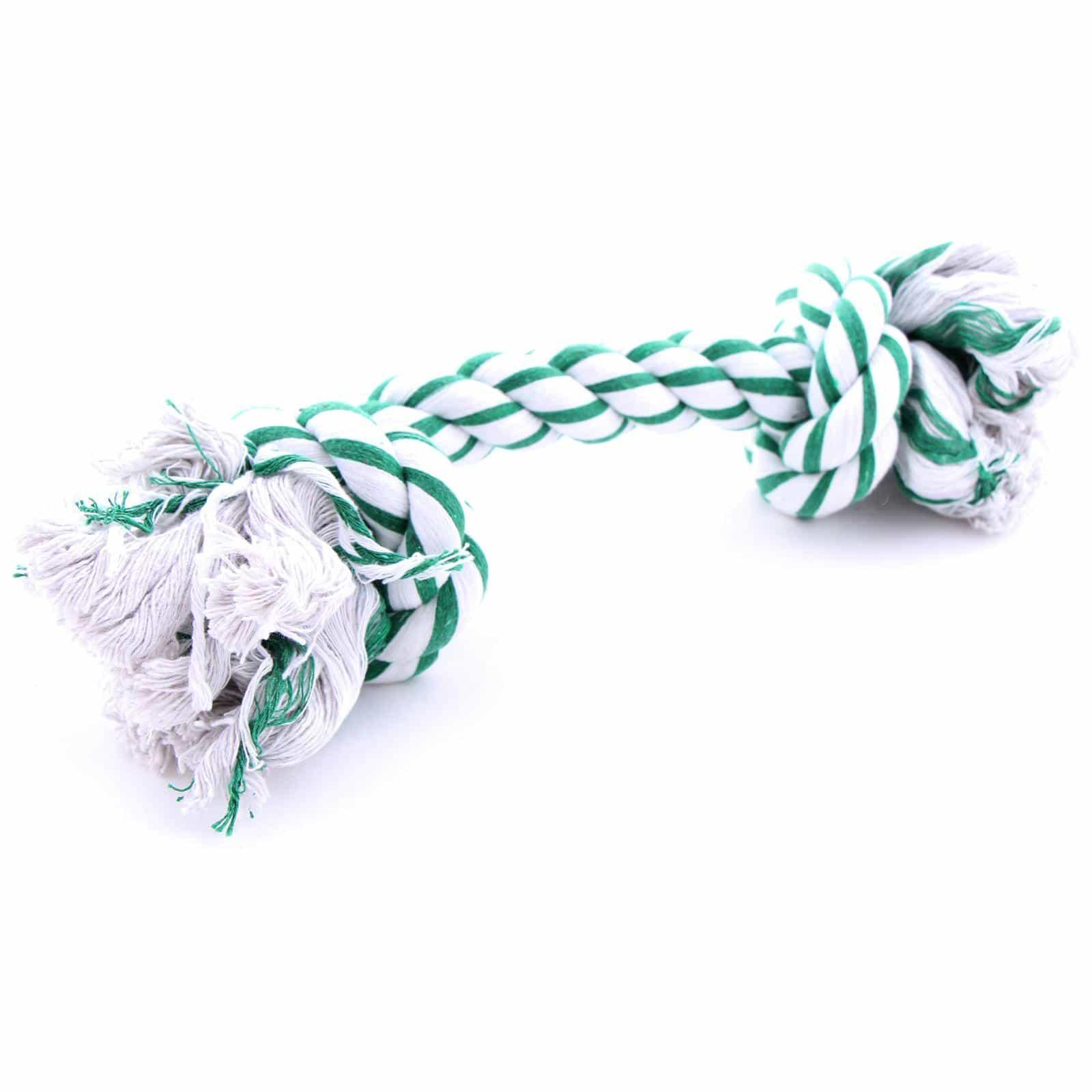 FRESHEEZE Yours Droolly Fresheeze Mint Rope Small
